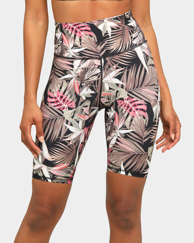 Baseline Tropicana Short Tights Tropical