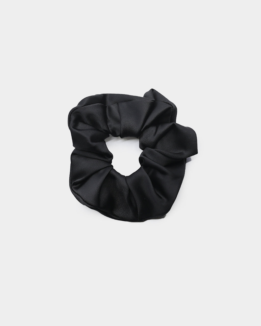 Baseline Scrunchie Black