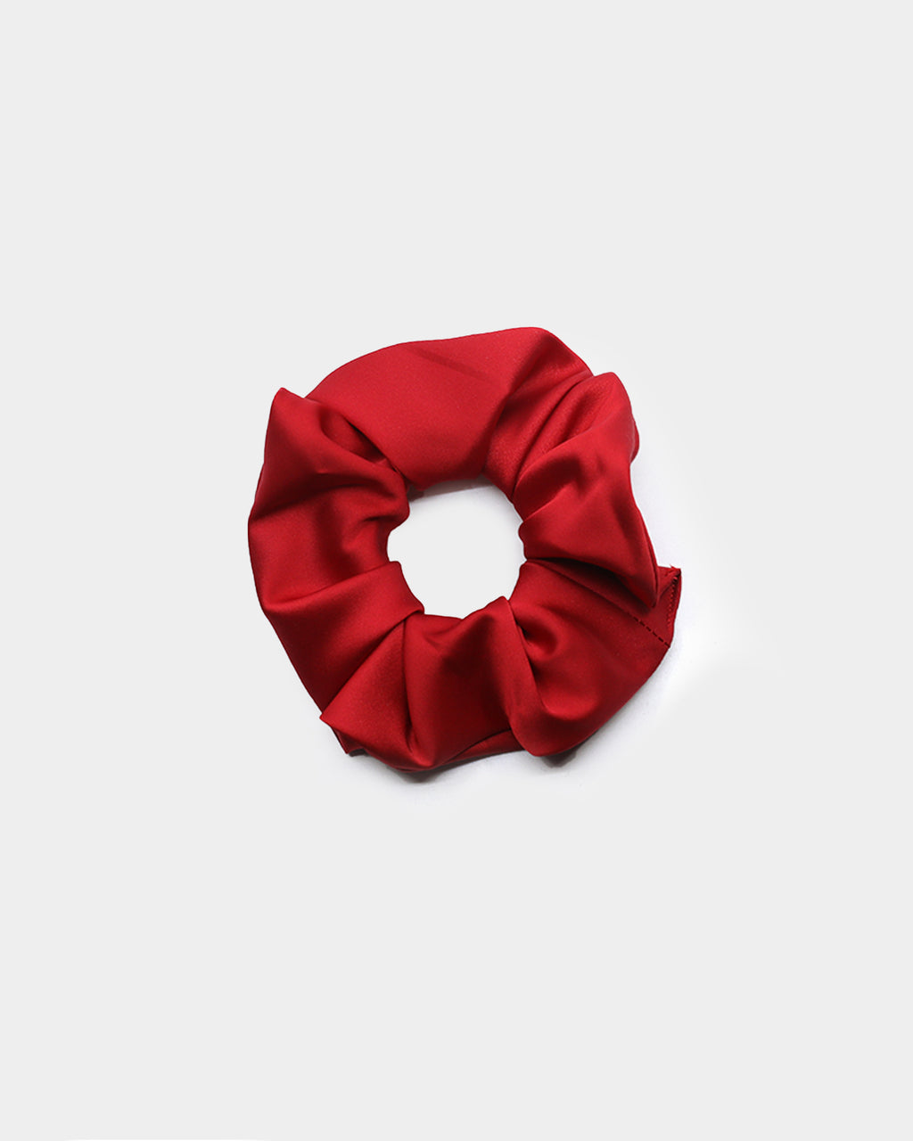 Baseline Scrunchie Red