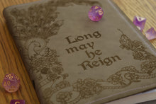Load image into Gallery viewer, Long May He Reign - A5 Notebook