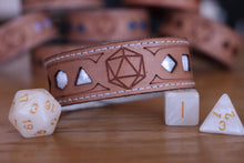 Load image into Gallery viewer, Polyhedral Dice Bracelet