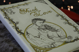 Tusk Love - A5 Notebook