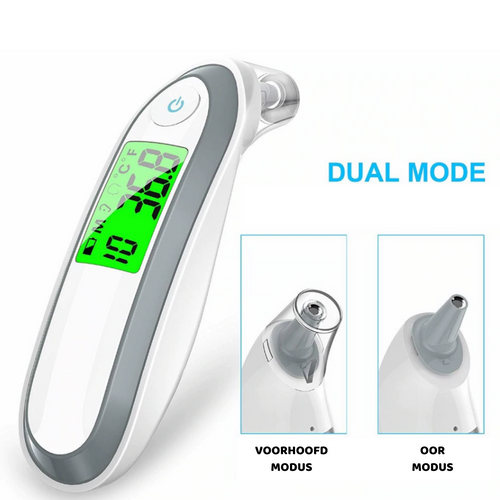 Easytech - Digitale Thermometer - Multifunctioneel