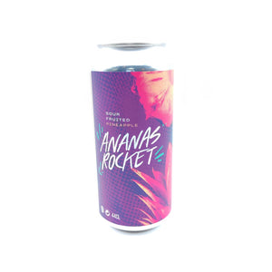 Ananas Rocket | The Piggy Brewing Company | 4.2° | Bière Sure / Sour Ale