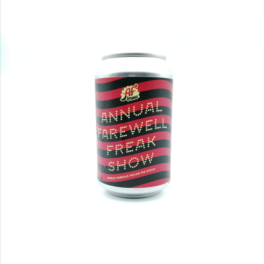 Annual Farewell Freek Show | AF Brew | 12° | Imperial - Russian Imp. Stout