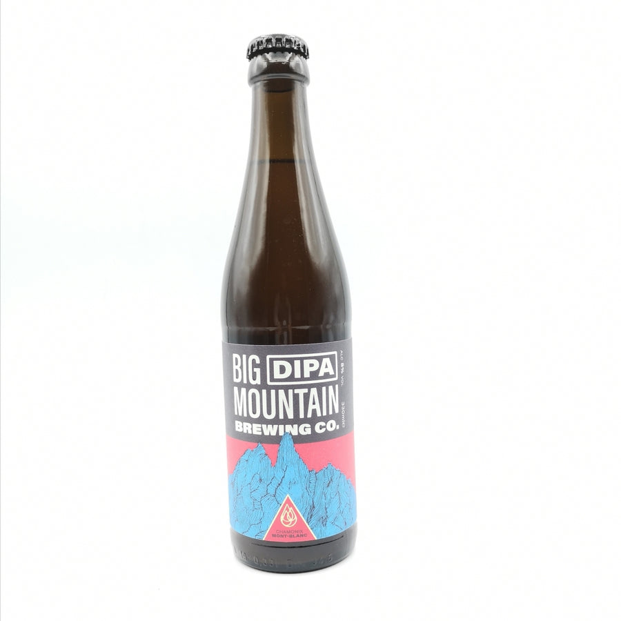 DIPA | Big Mountain Brewing Company | 8° | Imperial IPA / Double IPA / DIPA