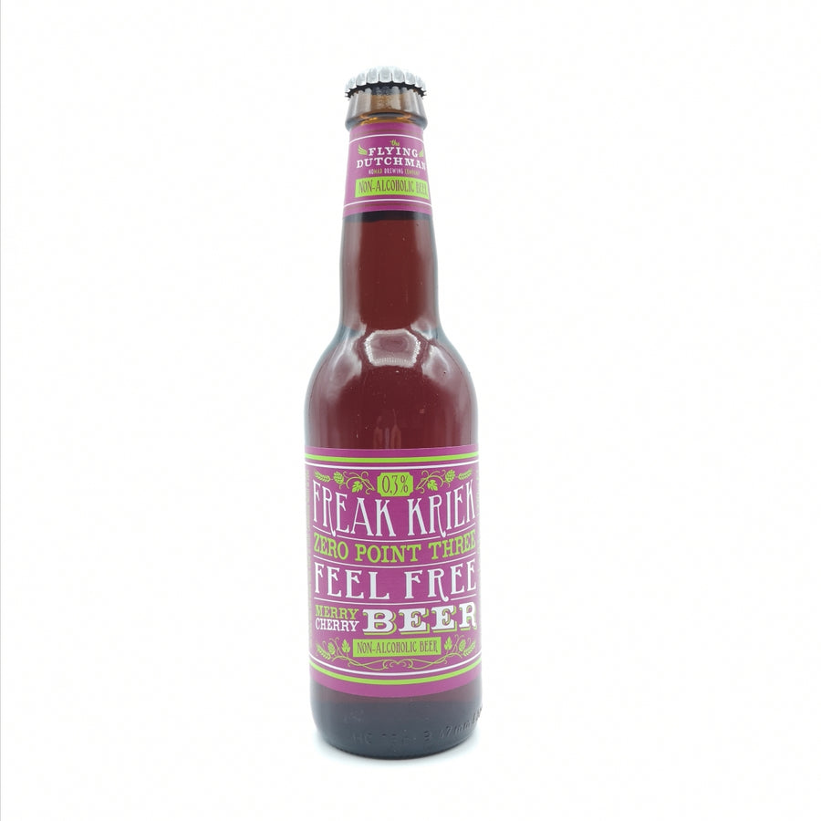 Freak Kriek | The Flying Dutchman | 0.3° | Bière sans alcool