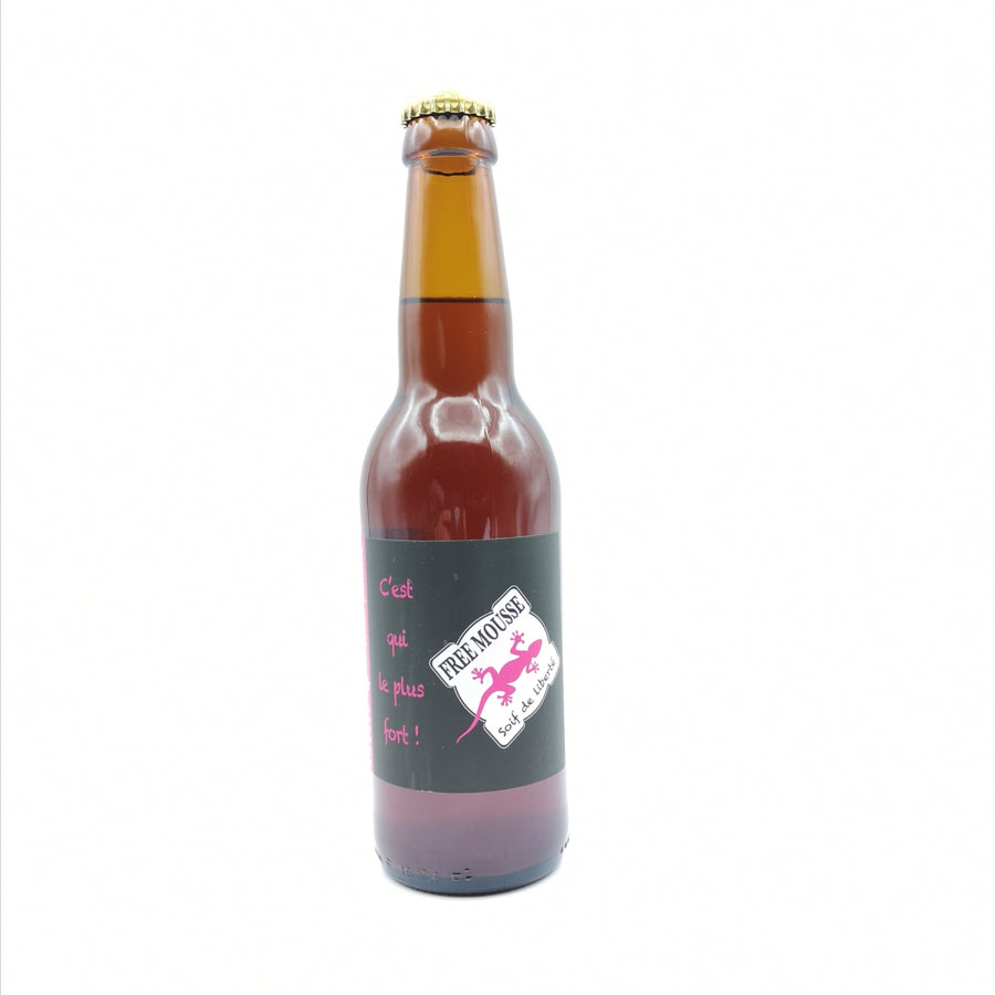 Free Pouille | Free-Mousse | 5.6 ° | American Amber / Red Ale