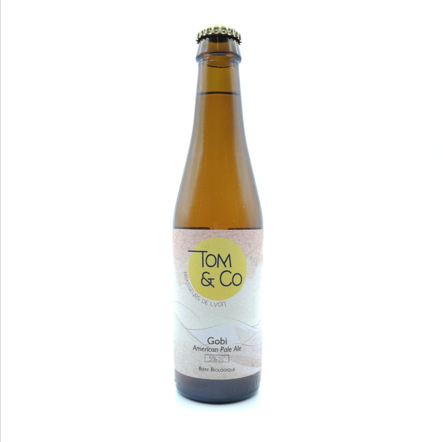 Gobi | Tom & Co | 5° | Ale Blonde / Golden Ale