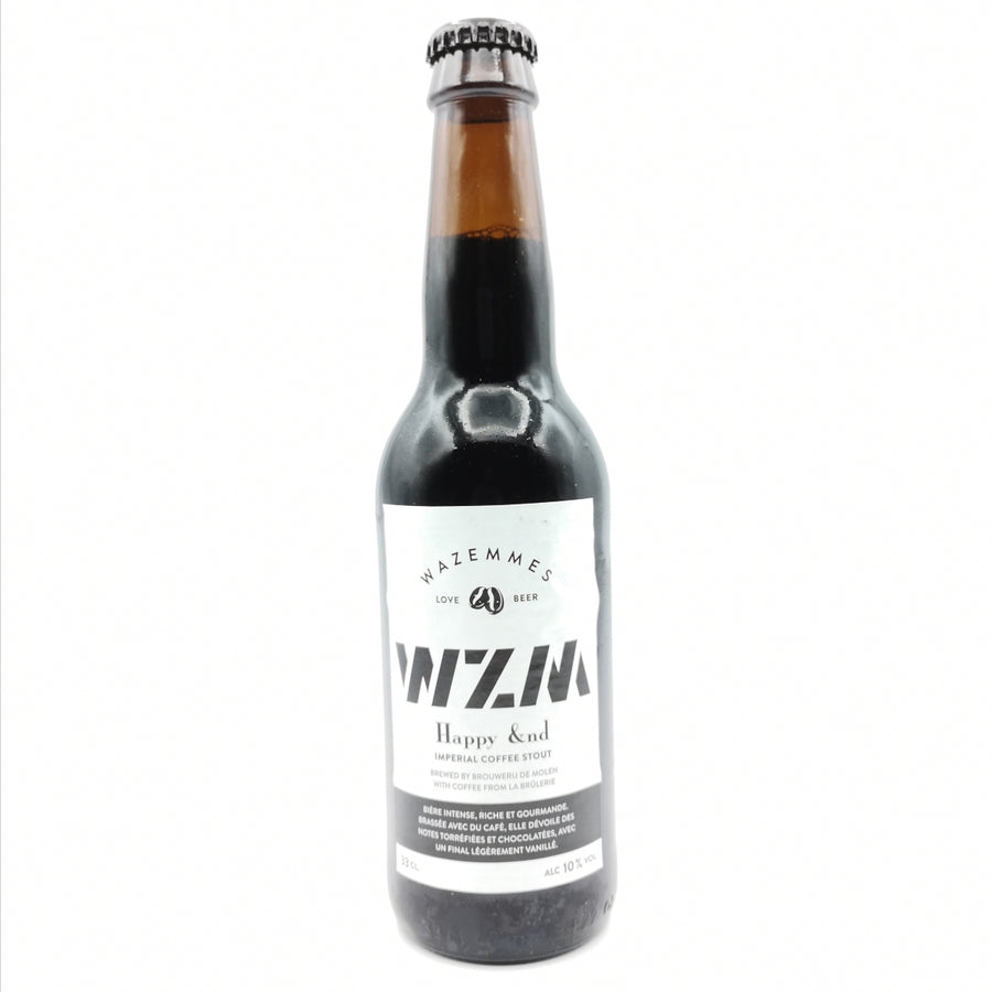 Happy &nd | WZM Beer | 10° | Imperial - Russian Imp. Stout