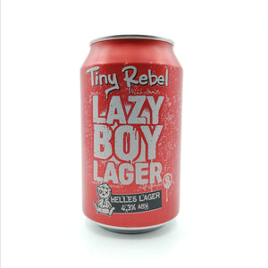 Lazy Boy | Tiny Rebel | 4.2° | Ale Blonde / Golden Ale