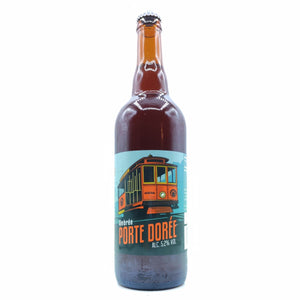 Porte Doree | Brasserie du Grand Paris | 5.2° | Ale rousse / Irish red Ale