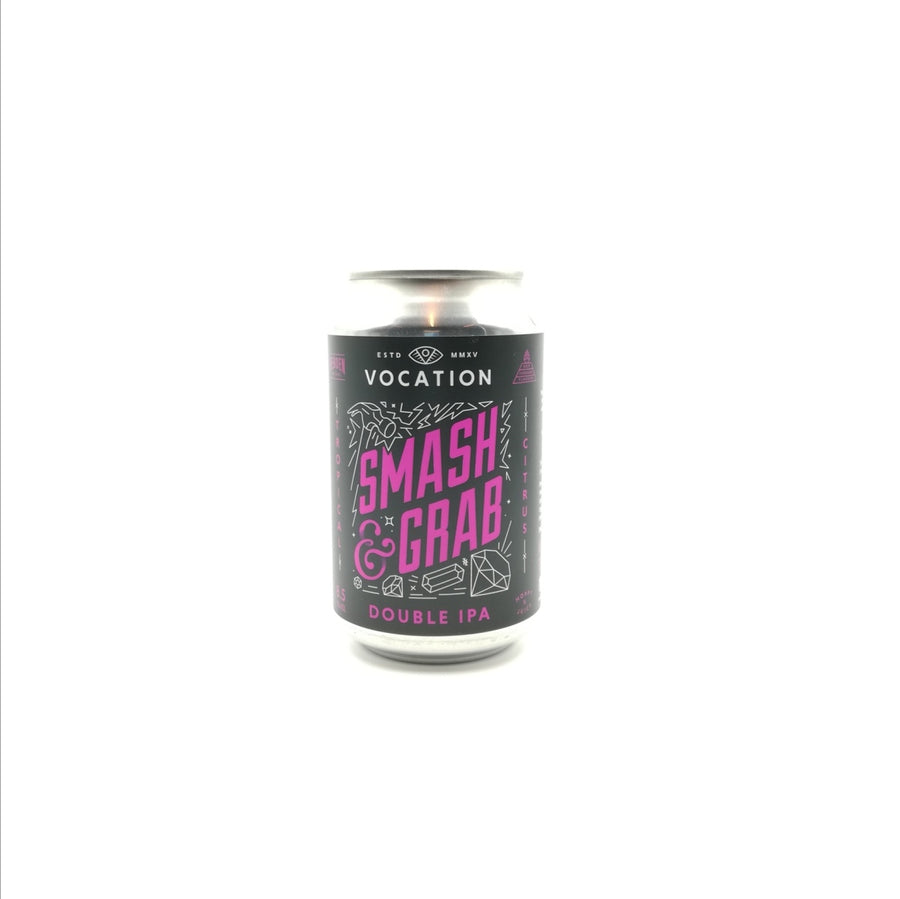 Smash & Grab | Vocation | 8.5° | Imperial IPA / Double IPA / DIPA