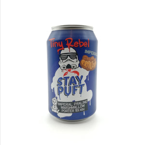 Stay Puft Imperial Praline | Tiny Rebel | 9° | Imperial - Russian Imp. Stout