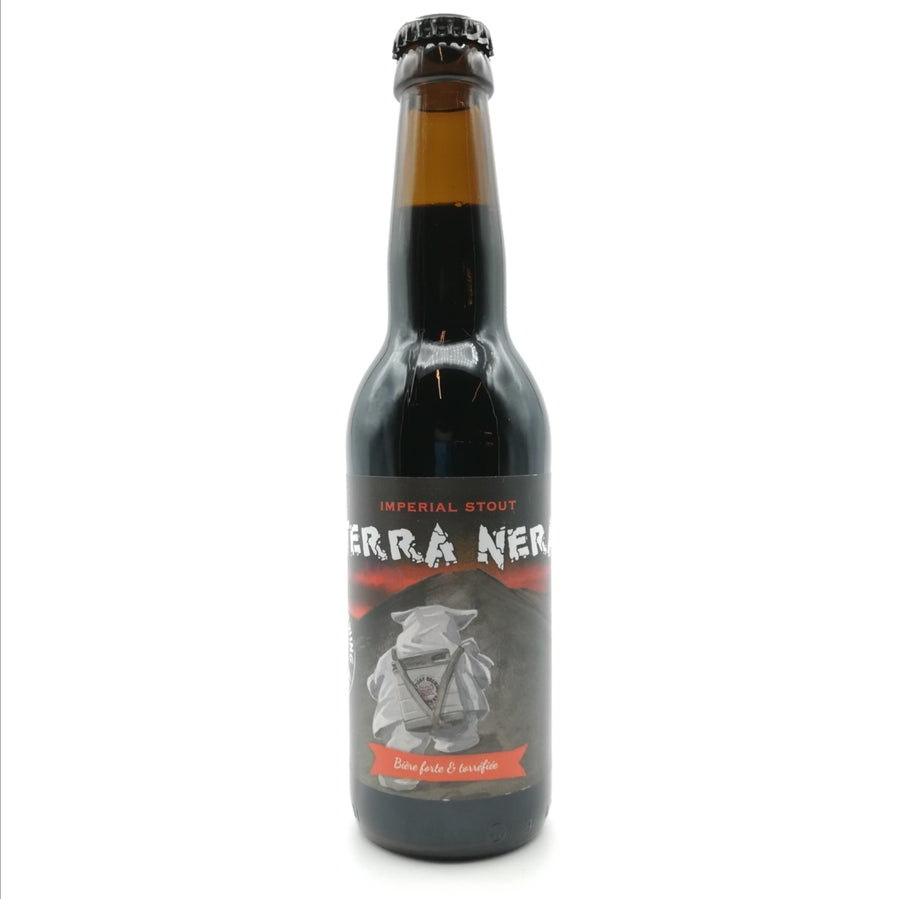 Terra Nera | The Piggy Brewing Company | 10° | Imperial - Russian Imp. Stout