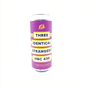 Three Identical Strangers HBC 438 | AF Brew | 7,5° | Imperial IPA / Double IPA / DIPA