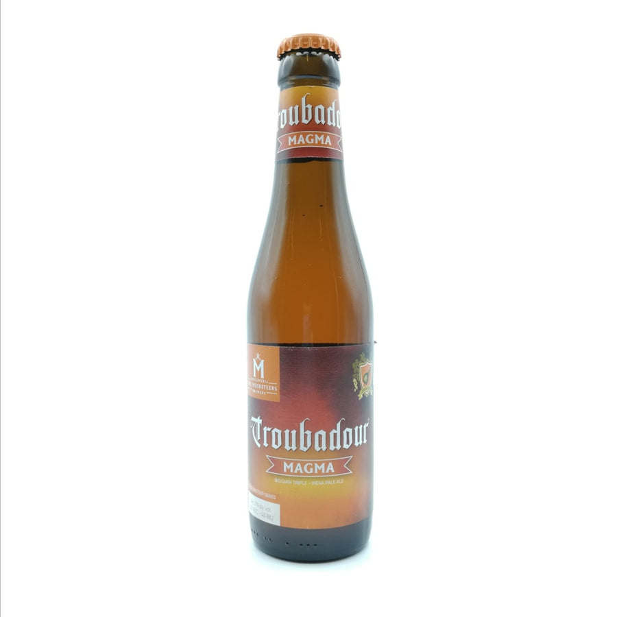 Troubadour Magma | The Musketeers | 9° | Triple Houblonnée