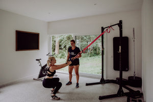 Miniband + Suspension trainer