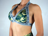 Sexy Fitness Top ¨Bra Style¨