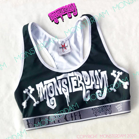Fit Top Monsterdam LOGO