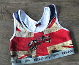 Fitness ¨Union Jack¨  TOP