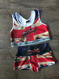 Fit Top ¨Union Jack¨