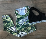 Fitness Leggings Camouflage
