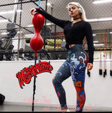 Fitness Leggings Koi Fish