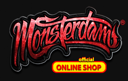 Monsterdam On Line Shop