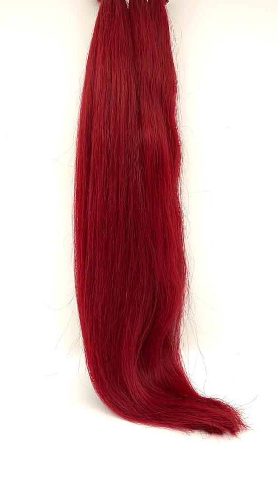 EXTENSION - Mahagoni Red - KL - Keratin - 25stk.