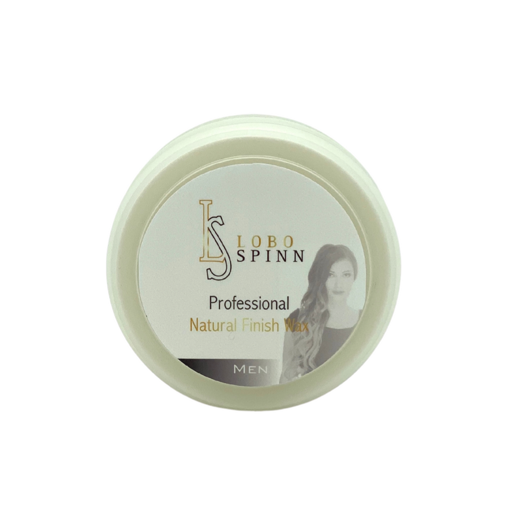 LOBO SPINN PROFESSIONAL NATURAL FINISH WAX