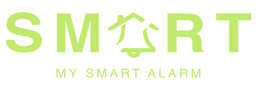 smart alarm shop logo