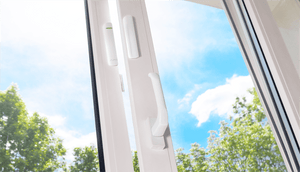 Open image in slideshow, Ajax DoorProtect Plus Door Sensor with Shock Detection