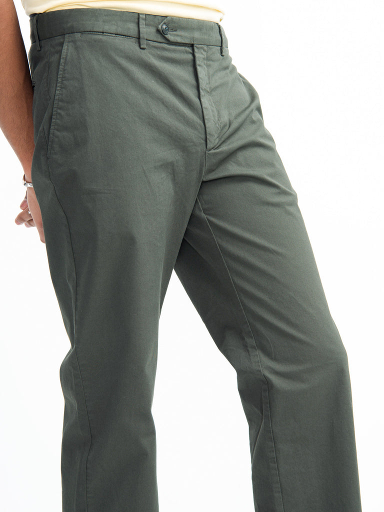 Italian Twill Casual Trouser