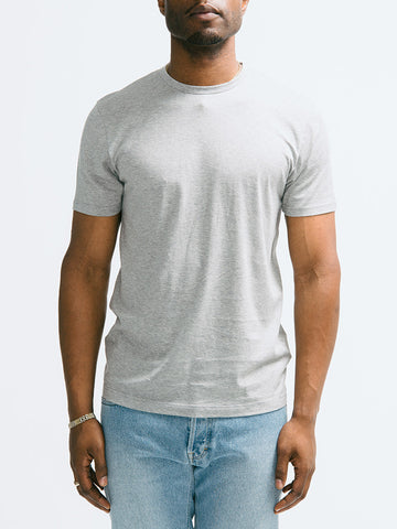 Sunspel Short Sleeve Crew Neck - GENTRY NYC - 1
