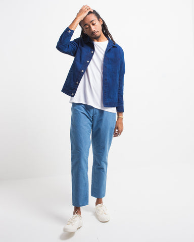 Indigo Short Jacket