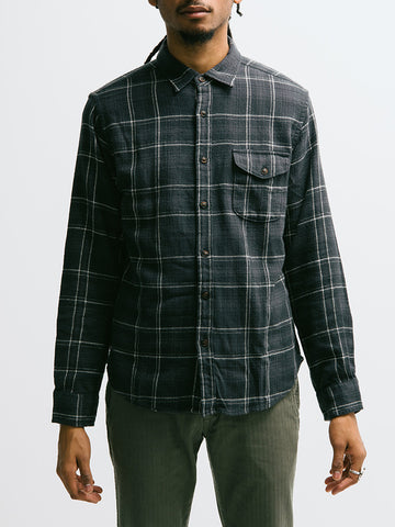 Alex Mill Cabin Plaid Flannel Shirt - GENTRY NYC - 1