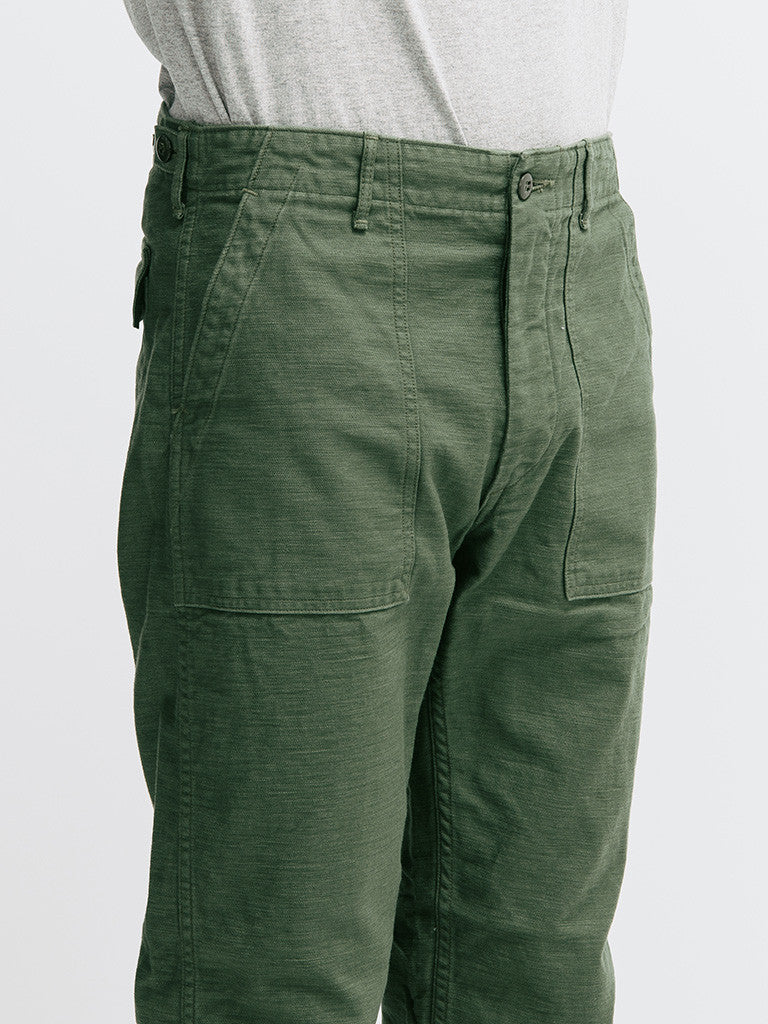 Orslow Slim Fit Fatigue Pants - GENTRY NYC - 2