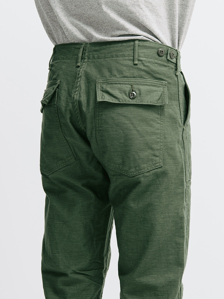 Orslow Slim Fit Fatigue Pants - GENTRY NYC - 3