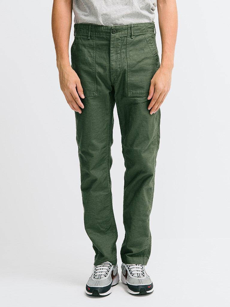 Orslow Slim Fit Fatigue Pants - GENTRY NYC - 4