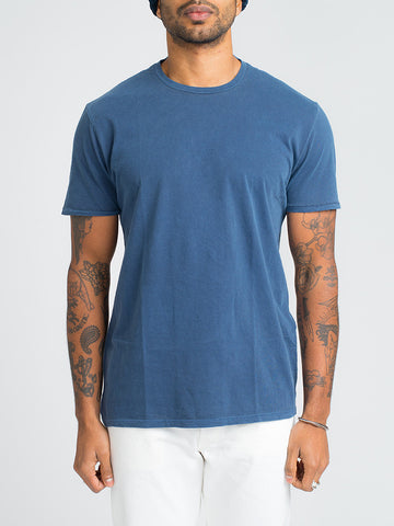 Alex Mill SIMPLE TEE-NAVY - GENTRY NYC - 1