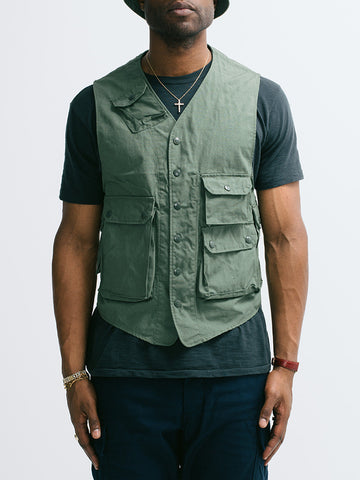 Engineered Garments C-1 Vest - GENTRY NYC - 1