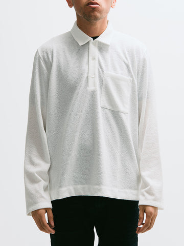 Our Legacy Long Sleeve Piquet - GENTRY NYC - 1