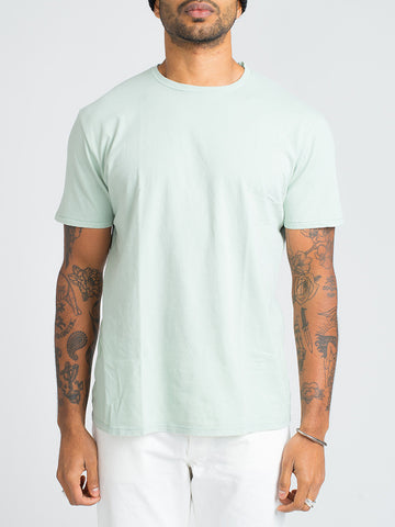 Alex Mill SIMPLE TEE-STONE GREEN - GENTRY NYC - 1