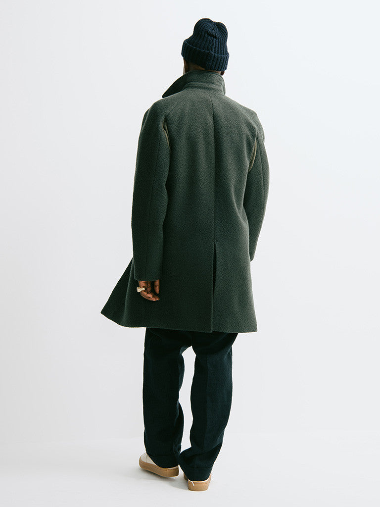 Abasi Rosborough Arc Overcoat - GENTRY NYC - 3