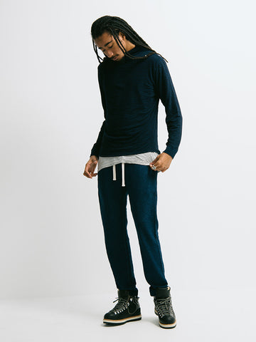 Alex Mill Indigo Sweatpant - GENTRY NYC - 1