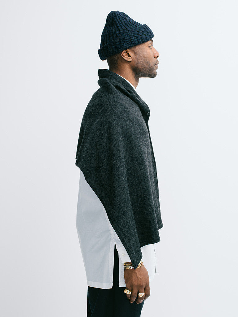 Engineered Garments Button Shawl - GENTRY NYC - 4