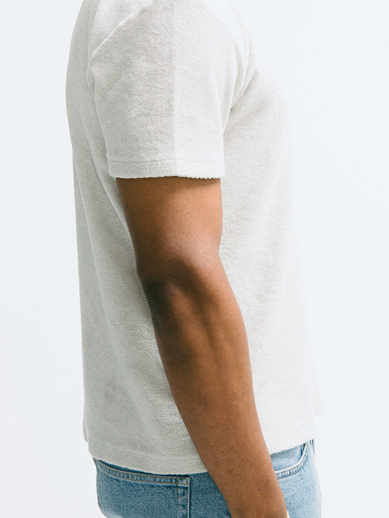 Our Legacy Terry Perfect Tee - GENTRY NYC - 5