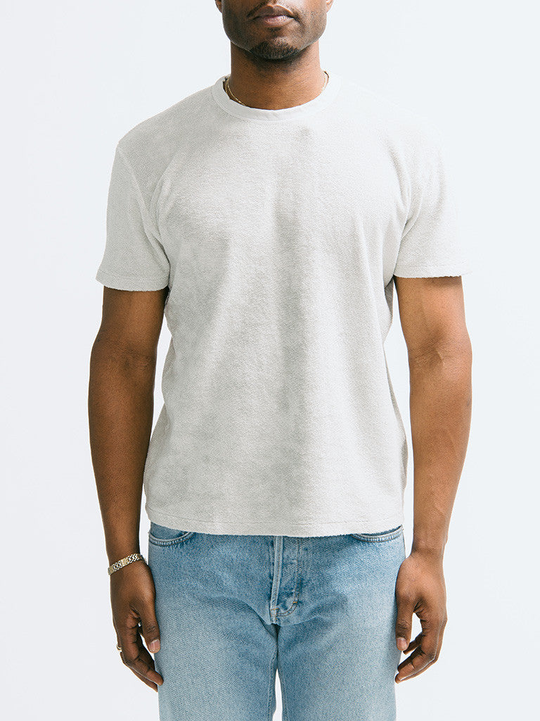 Our Legacy Terry Perfect Tee - GENTRY NYC - 6