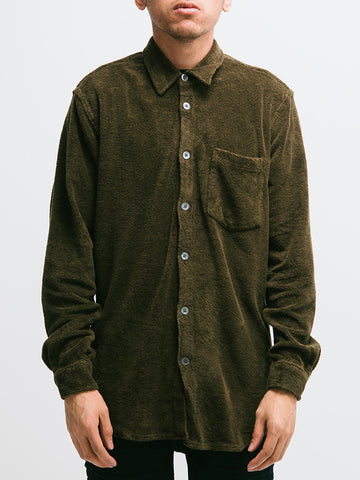 Our Legacy Terry Shirt - GENTRY NYC - 1